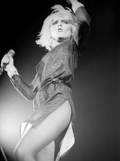 Blondie, Hammersmith, London, 1980; Richard Young