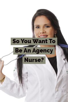 So you want to be an awesome agency nurse? How long does it take to become an agency nurse? How much experience do you need to be a travel nurse? Cardiac Nursing, Nursing Career, Nursing Tips, Travel Nursing Agencies, Job Hunting Tips, New Nurse, Job Search Tips, Time Management Skills, Medical Terminology