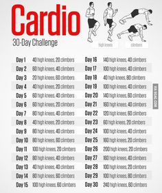 Who's up for the challenge?