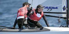 Voile olympique - CM - Billy Besson : «Une sensation d'apaisement»