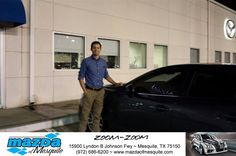 https://flic.kr/p/M8RKD7 | #HappyBirthday to David from Teresa Mayon at Mazda of Mesquite! | deliverymaxx.com/DealerReviews.aspx?DealerCode=B979