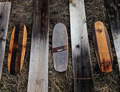 Check out our reclaimed cedar fence plank Roots mini!