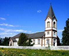 Kittilä kirkko