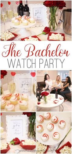 The Bachelor Watch Party ABC's The Bachelor TV Show Finale Watch Party. Will you accept this rose? The Bachelorette Tv Show, Bachelorette Party Themes, Bachelorette Premiere, Bachelor Premiere, Bachlorette Party, Bachelor Night, The Bachelor Tv Show, Bachelor Parties, Abc Party