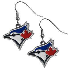 ab70c7645e583c Toronto Blue Jays Dangle Earrings