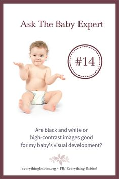 Do infants learn from black and white contrast images? -everythingbabies.org