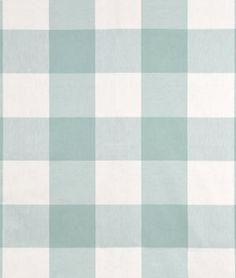 Shop P. Kaufmann Buffalo Check Seabreeze Fabric at onlinefabricstore.net for $15.9/ Yard. Best Price & Service.