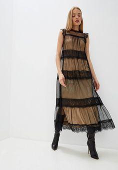 Nice Dresses, Casual Dresses, Fashion Dresses, Iranian Women Fashion, Womens Fashion, Fashion Sewing, Evening Dresses, Trends, Clothes