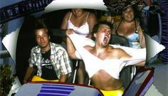 The 31 Greatest Roller Coaster Poses