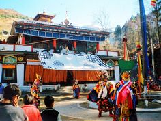 Know it all about Lachung Monastery >>  #outdoor #love