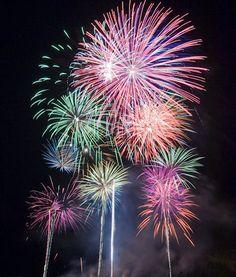 Grand Haven Coast Guard Festival Fireworks