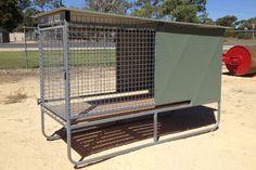 http://www.lucindaleengineering.com.au/kennels/standard-kennel/