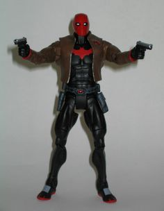 Red Hood Action Figure