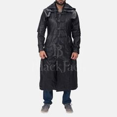 Grab a Sheep & Cow Skin before the Storm in USA | Black Jack Leathers – Men's & Women's Clothing Store | Black Jack Leathers Leather Trench Coat, Leather Coats, Coats For Women, Clothes For Women, Cow Skin, Womens Clothing Stores, Women's Clothing, Collar Styles, Jack Black