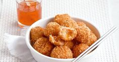 These shrimp balls are sure to be a new family favorite. | Fish | Pinterest | Shrimp Balls, Shrimp and Easy Filipino Recipes