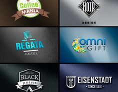"""Check out new work on my @Behance portfolio: """"Logo Designs"""" http://be.net/gallery/51321421/Logo-Designs"""