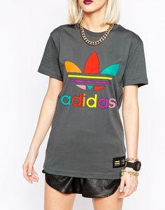 caabf713c adidas Originals X Pharrell Williams Supercolor T-Shirt