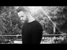 Brian Justin Crum covers 'Skyscraper' for anti-bullying video