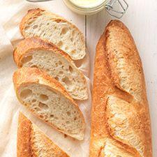 Classic Baguettes and Stuffed Baguettes: King Arthur Flour