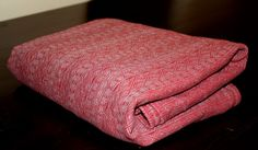 Didymos Red Marble Indio 40% linen, 60% cotton