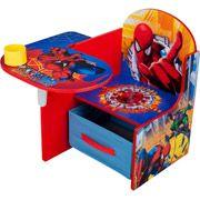 Marvel The Amazing Spider-Man Chair Desk with Storage Bin