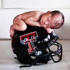 great photo idea for any texas tech fan!