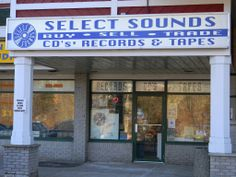 Select Sounds - New and Used Vinyl Records, Halifax & Area, NS