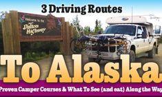 Alaskan Camper Review - Truck Camper Magazine Camping Essentials, Camping Hacks, Rv Camping, Yukon River, Wolf Creek, Fish Creek, Truck Camper, Rv Parks, Hot Springs