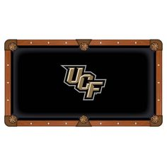 UCF Knights Pool Table Cloth