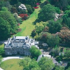 "Trewithen, Corwall - ""An historic private estate boasting one of the loveliest gardens in England"""