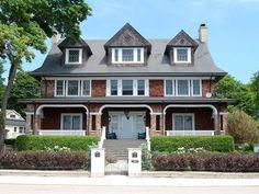 Ann Loeb Bronfman's Mackinac Island Mansion Asks $2.9M