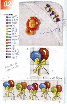 Cross Stitch For Kids, Cross Stitch Love, Cross Stitch Cards, Cross Stitch Borders, Cross Stitch Alphabet, Cross Stitch Designs, Cross Stitching, Cross Stitch Embroidery, Cross Stitch Patterns
