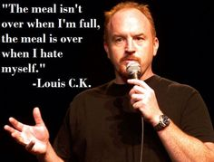 The Funniest Louis CK Quotes Ever