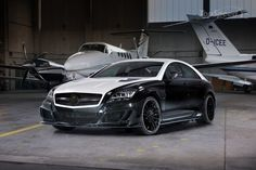 2013 Mercedes-Benz CLS 63 AMG By Mansory