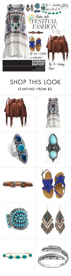 """""""Untitled #4"""" by c0smic ❤ liked on Polyvore featuring Diane Von Furstenberg, Chicwish, Palm Beach Jewelry, Child Of Wild, Red Camel, Aéropostale, Primrose and Full Tilt"""