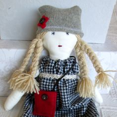 Rag Doll by Mayflair on Etsy