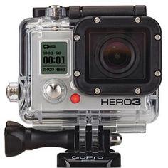 GoPro HD Hero3 Black Edition - 4K (NTSC) - Surf - Fnac.com - Caméscope