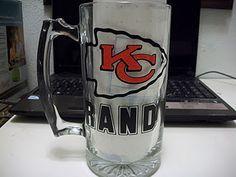 Kansas City Chiefs mug