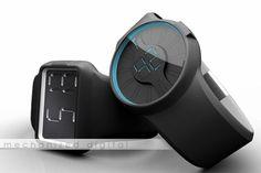 Mechanized Digital #Watch by Carl Allen