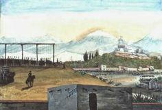 1847 . LA GUERRA DE TEXAS . EN MEMORIA DEL HEROICO BATALLON DE SAN PATRICIO. siglo XIX