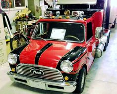 Mornin Miniacs Its a superb Mini Mack Semi-Truck from Ontario getting the #TowinTuesday wheels rolling!  I proper love a Mini Semi-Truck & this one looks to be one of the best I've seen so far, anyone know if its still around, We'd love to hear about it?  Have a great day folks