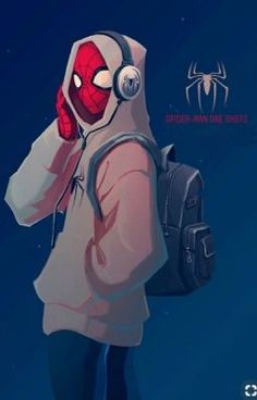 oooh spidey looks cool Love Marvel? Check out our Sortable Avengers Fanfiction… Marvel Dc Comics, Memes Marvel, Marvel Fan, Amazing Spiderman, Spiderman Art, Parker Spiderman, Cartoon Cartoon, Wallpaper Animé, Marvel Drawings
