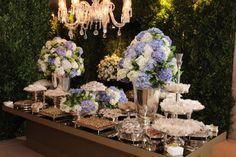 casamento azul hortencia - Pesquisa Google