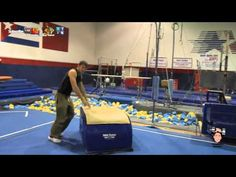 Learn How to do a Front Flip- Front Flip Tutorial gymnastics skill