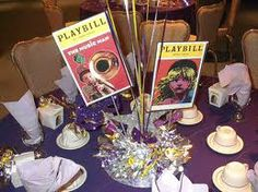 a playbill what a thought