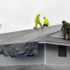 We have highly trained roof technicians that are well versed in all low slope as well as steep slope roofing repairs. Once our highly trained #Commercial_Roofing_Contractors have performed a roof inspection, they are well versed to repair all low slope as well as steep slope roofs. The repair process may be necessary for existing roofing where new modifications are made, or damages that have occurred through violent weather.