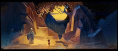 Kubo and The Two Strings, from Concept Art to Stop Motion - Animation, Daily…