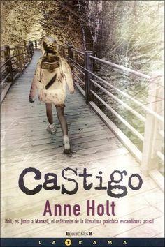 """""""Castigo"""" Anne Holt"""