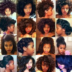 Pleasant 1000 Images About Natural Hair On Pinterest Natural Hair Hairstyle Inspiration Daily Dogsangcom