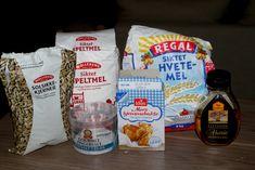 Eltefritt spelt-grytebrød med solsikkekjerner – josefinesmatgleder Snack Recipes, Snacks, Chips, Baking, Coffee, Gourmet, Snack Mix Recipes, Kaffee, Appetizer Recipes